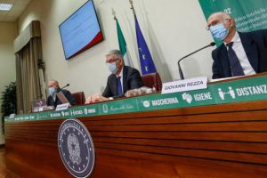 Indice Rt: i nuovi dati Italia e regione per regione