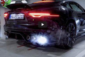 Jaguar F-Type R 2020: è il V8 con il miglior SOUND in circolazione? [VIDEO]
