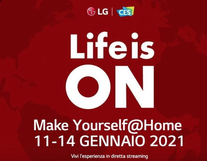 LG life is on