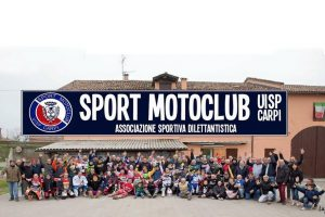 Matrimonio in vista tra Sport Motoclub Uisp Carpi e Associazione Motociclistica Modenese