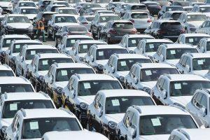 Mercato auto: Europa -23,7% nel 2020