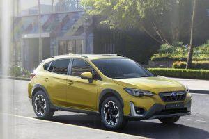 Subaru XV 2021: annunciati i prezzi