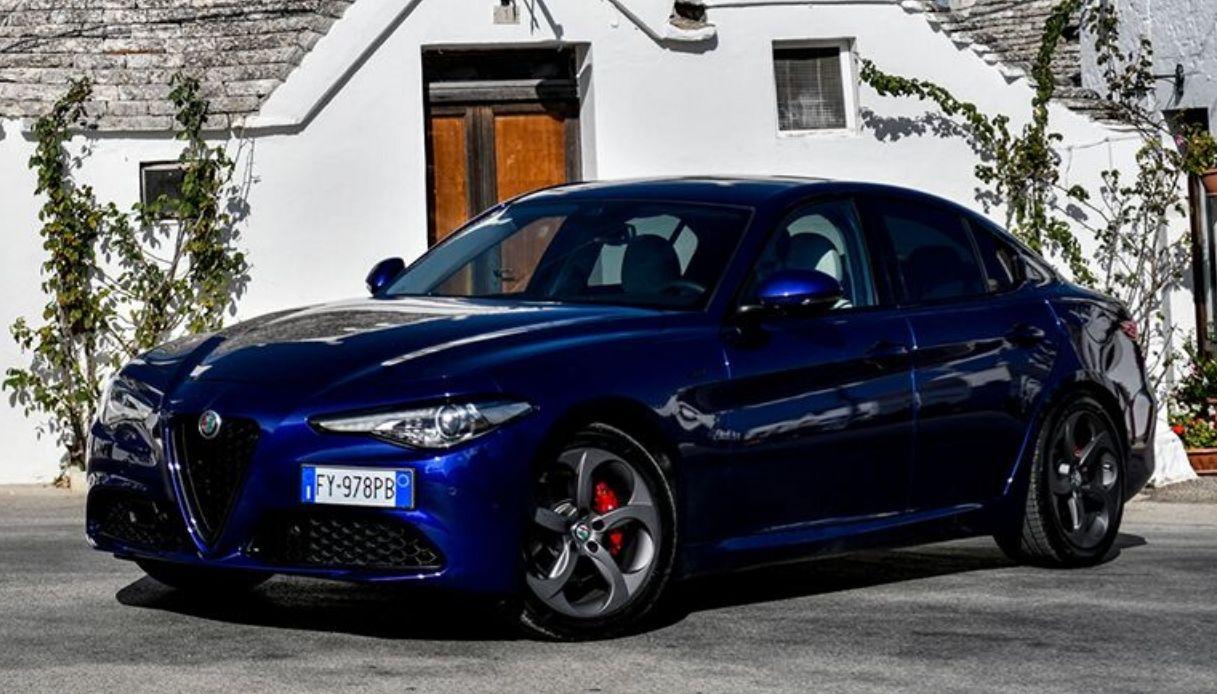 Il restyling di Alfa Romeo Giulia