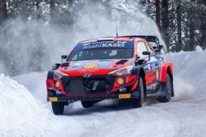 Arctic Rally Finland, Tanak torna alla vittoria