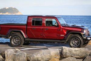 Arriva in Europa la nuova Jeep Gladiator 2021