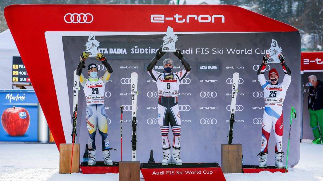 gli hightlights di myaudi.it sulla Audi FIS Ski World Cup