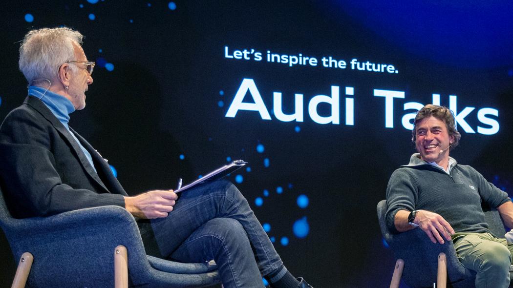 Audi Talks | Mondiali di Cortina 2021 | Guido Bagatta e Kristian Ghedina