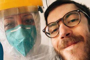 """Covid, Iacopo Melio lascia l'ospedale dopo 27 giorni: """"Ho sconfitto il virus, ma non gli effetti"""