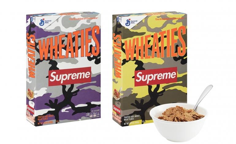 Dai cereali ai frigoriferi. Supreme multi-lifestyle