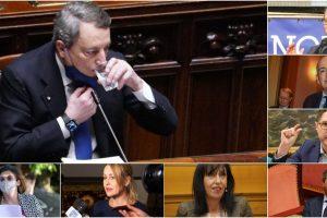 Governo Draghi, i sottosegretari scelti col Cencelli e il bilancino (più dei ministri)