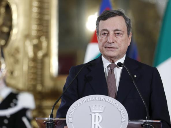 Mario Draghi e la sua squadra