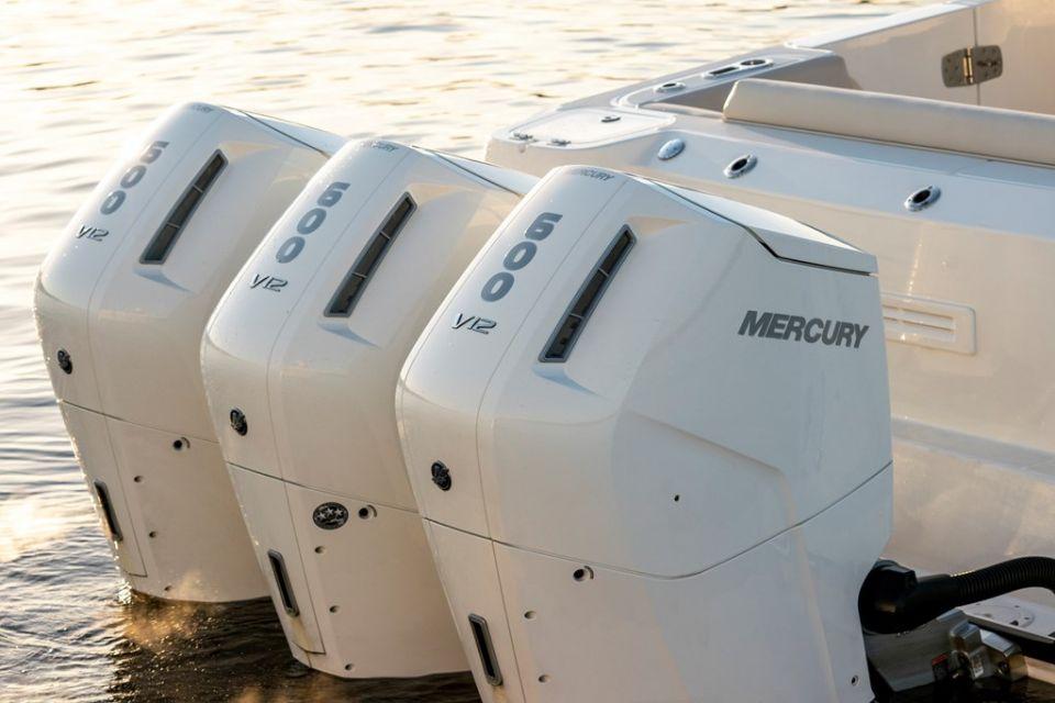 Mercury Marine Verado V12 da 600hp
