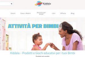 Nasce Kiddala: il nuovo eCommerce su materiali e attività per bambini – Lifestyle