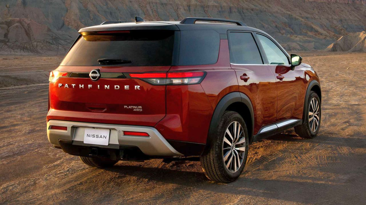 Nissan Pathfinder e Frontier: caratteristiche e prezzo nuovi modelli 2021