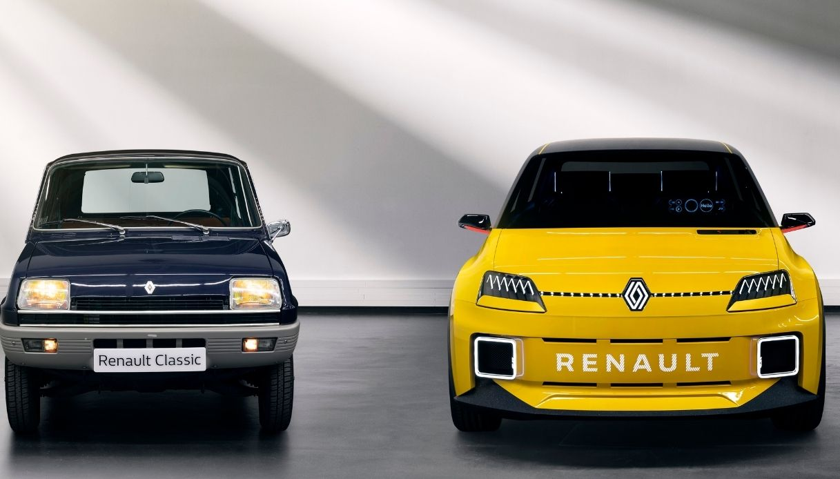 Renault 5 2021