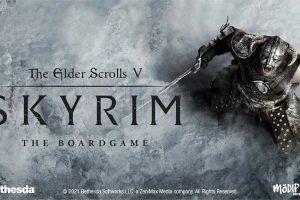 Skyrim diventerà un gioco da tavolo? Modiphius Entertainment avvia la raccolta fondi