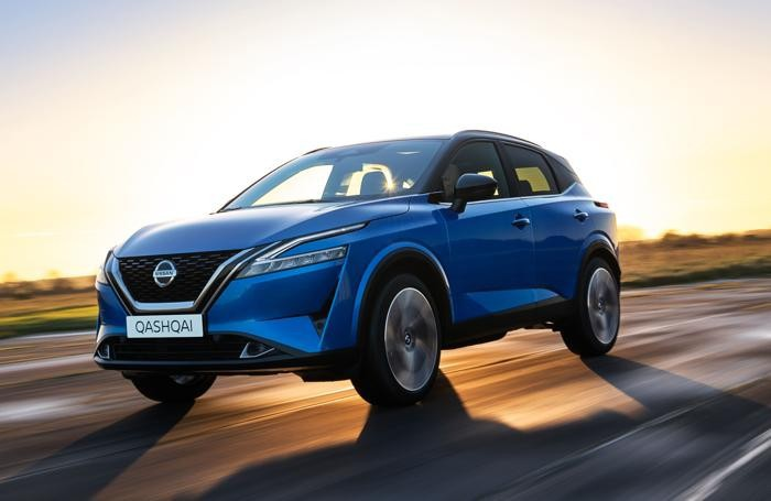 Il nuovo Nissan Qashqai