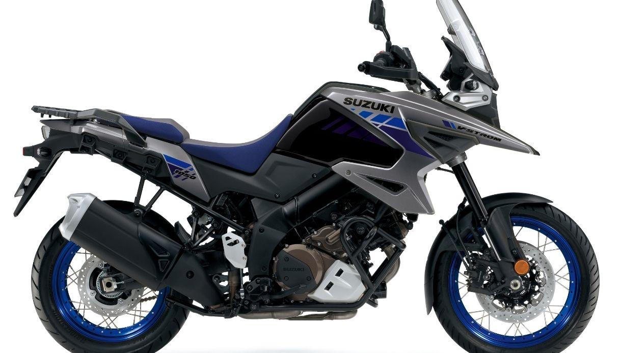 Nuova Suzuki V-STROM 1050 XT 2021