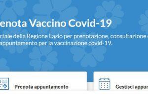 Vaccino Lazio, da lunedì via a prenotazioni per over 70: superata quota 400 mila dosi