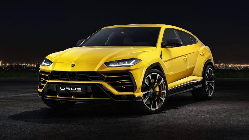 Le auto italiane più iconiche con motore V8: la Lamborghini Urus