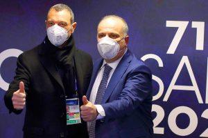 Amadeus apre la nuova edizione digitale di Casa Sanremo 2021