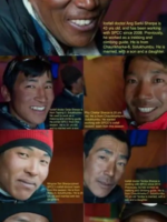 """Everest: """"Icefall Doctor"""" verso il Campo Base 