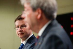 Gentiloni batte Dombrovskis: Patto di stabilità sospeso anche nel 2022