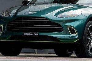 La nuova pazzesca safety car della Formula 1
