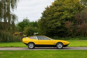 Lancia Fulvia HF Competizione, quella gialla del '69 costa 120.000 euro