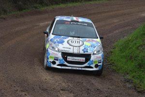 Pierluigi Frare scalda i motori, pronto a iniziare la sua prima stagione da pilota di Rally con Miriana Gelasi