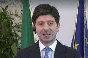 """Roberto Speranza: """"Vaccino Astrazeneca per gli over 65"""""""