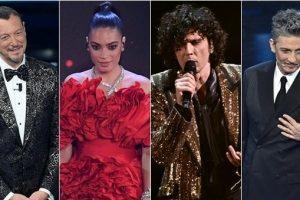 Sanremo 2021, diretta seconda serata. Elodie show all'Ariston, Fiorello canta e imita Vasco Rossi