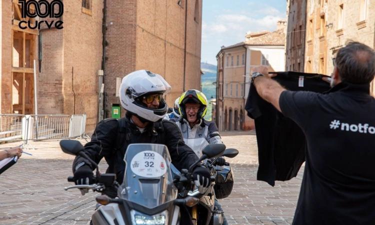 Camerino, oltre 200 motociclisti scaldano i motori per la '1000curve': iscrizioni già sold out