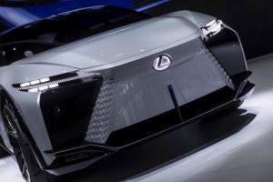 Lexus LF-Z Concept, l'elettrica scalda i motori : 543 Cv di potenza ad intelligenza artificiale