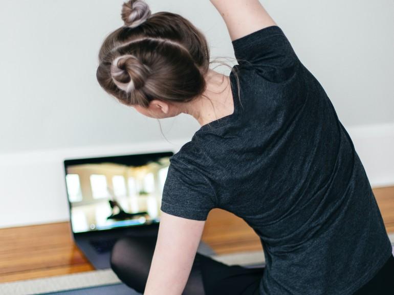 allenamento a casa – motivazione