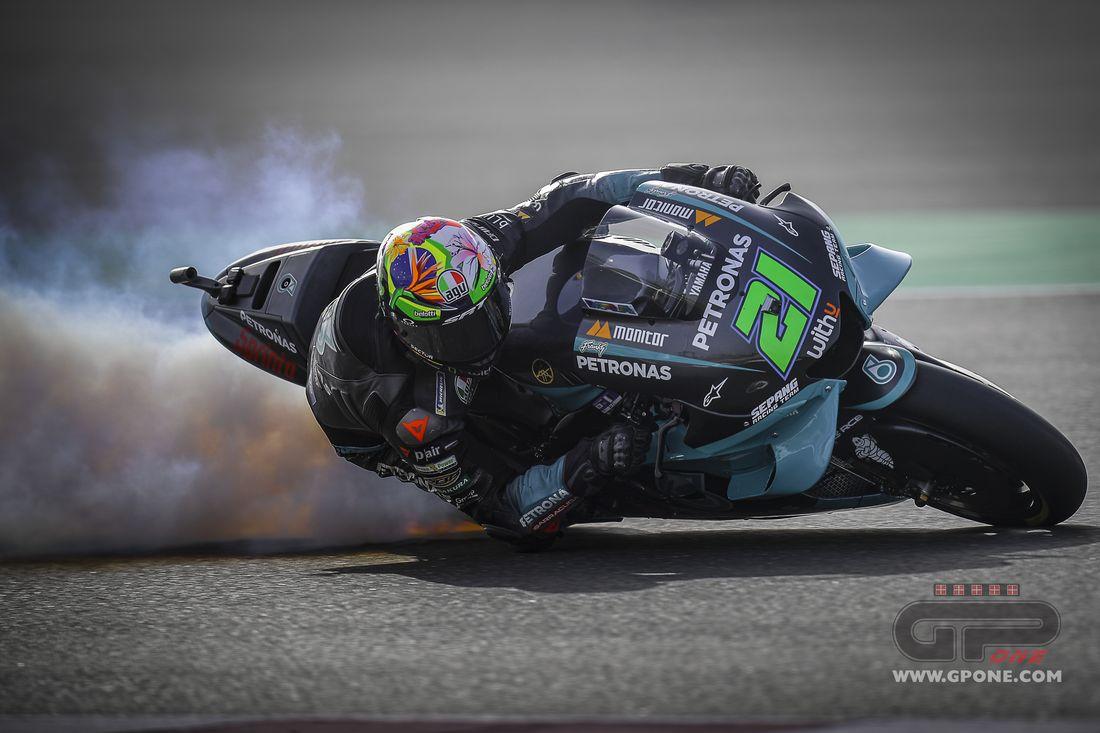 """MotoGP, Morbidelli: """"Potrò ancora usare i motori che oggi hanno dato problemi"""""""