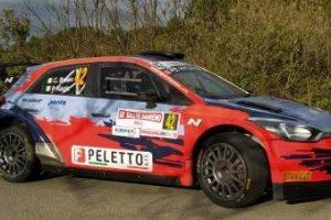 Rallye Sanremo, Breen in testa dopo la prova di apertura