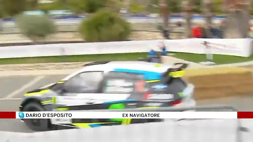 """Rallye di Sanremo, Dario D'Esposito: """"E' un'edizione che entra nella storia"""""""