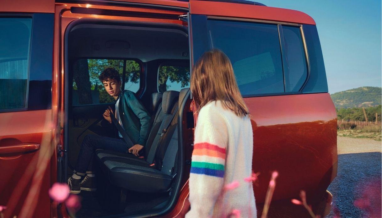 In arrivo sul mercato Nuovo Renault Kangoo