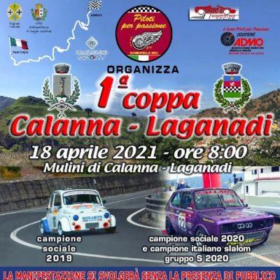 Rombo di motori tra mare e montagna: domenica la 1°coppa Calanna-Laganadi