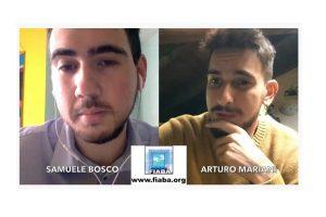 Sport e disabilità: Samuele Bosco intervista Arturo Mariani – La Nuova Provincia