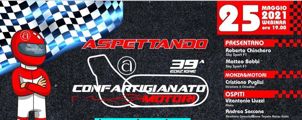 """""""Aspettando Confartigianato Motori"""": webinar in diretta"""