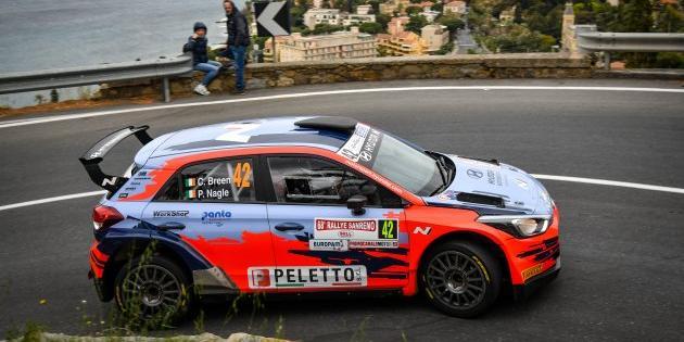 CIR, la sfida riparte dal Rally Targa Florio