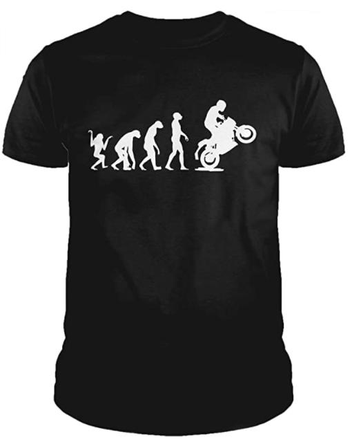 abbigliamento moto primavera estate - tshirt