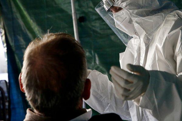 Coronavirus, i dati di oggi – 7.852 nuovi casi, altri 262 morti