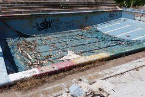 Crotone, 5 progetti per lo sport: l'ex piscina Coni sarà demolita e rifatta nuova