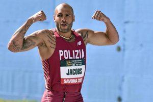 Fulmine Jacobs! Record italiano dei 100 in 9″95. Cancella Tortu