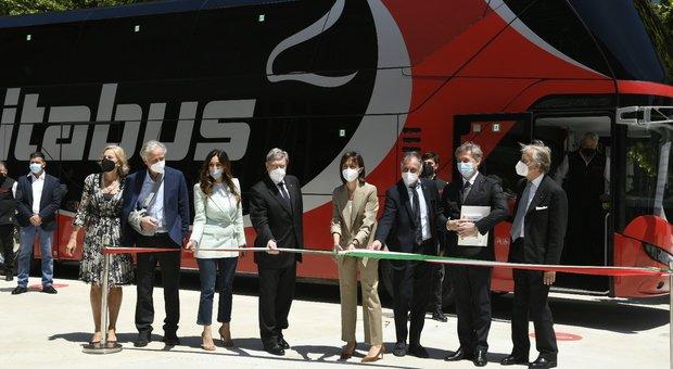 Itabus scalda i motori, al via da domani i nuovi bus di Cattaneo: «Già 20 mila prenotazioni»