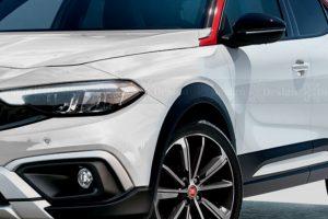 La nuova Fiat Punto sarà in versione cross
