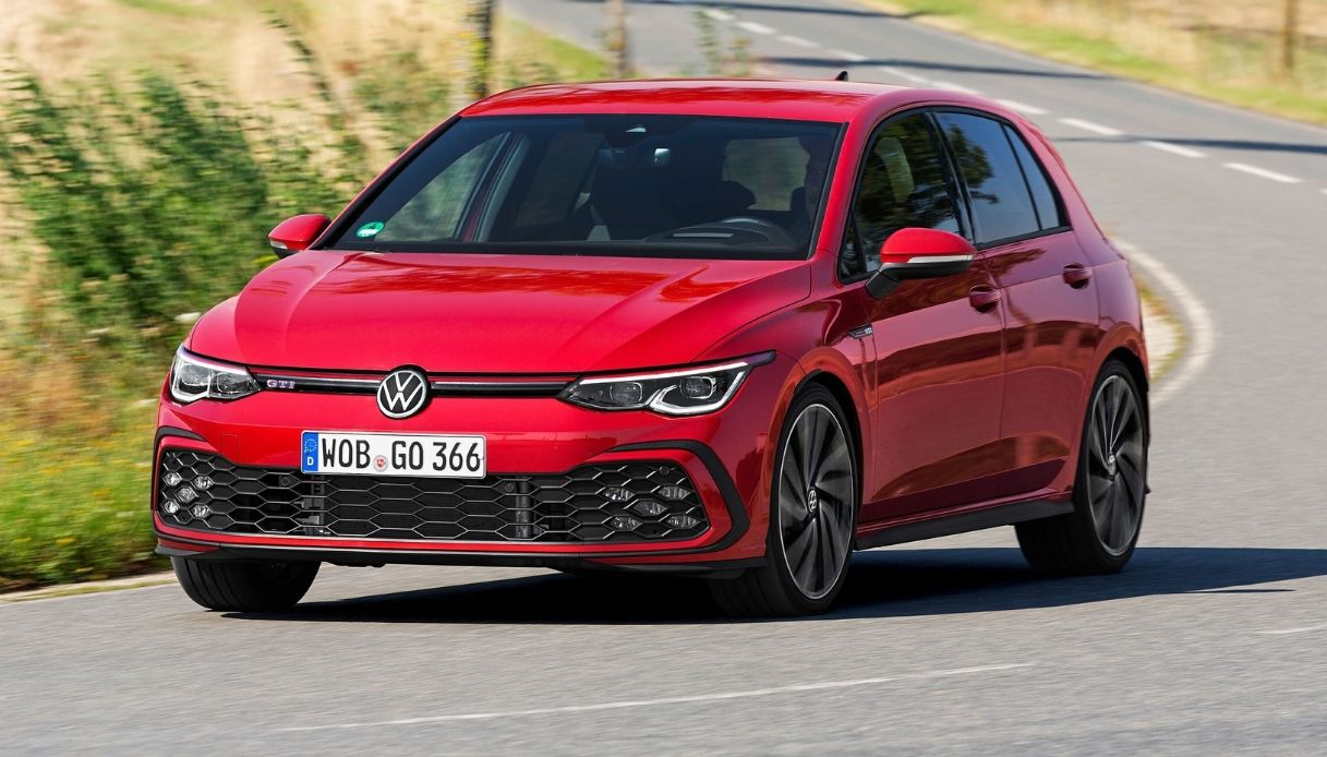 Auto più vendute in Europa: Golf prima
